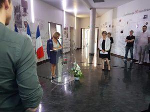 Madeleine Mathieu et Rosemonde Doignies