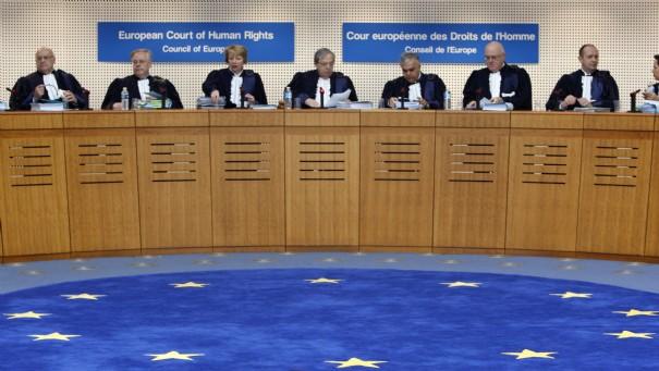 FNAPTE photo juges cour européenne des droits de l'homme