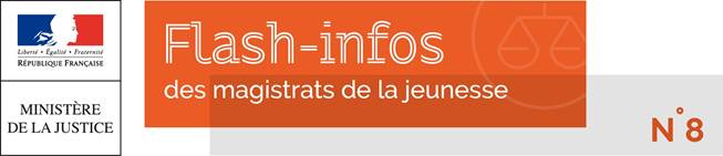 infos magistrats de la jeunesse logo